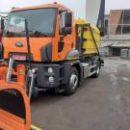 У Киева появилась новая техника для обработки дорог