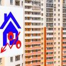 В ноябре средняя ипотечная ставка обновила минимум за два года