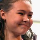 Юная флейтистка из Казани попала в новогодний выпуск