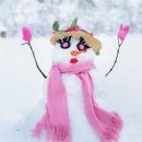 В Казани состоится конкурс на самого креативного снеговика
