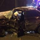 Под Казанью в аварии разбился мужчина