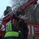 Из горящей пятиэтажки под Казанью спасли 11 человек