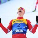 Россиянин Большунов выиграл гонку «Тур де Ски»