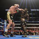 Уайлдер пообещал уйти из бокса в случае нокаута от Фьюри