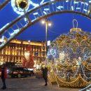 В Москве в новогодние праздники парковка будет бесплатной