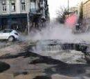 За месяц в Киеве произошло 637 аварий на водопроводных сетях