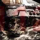Страшные кадры. Появились видео и фото разбившегося под Казанью вертолета Хайруллина