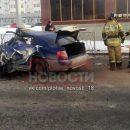 Стали известны подробности страшного ДТП с двумя погибшими в Казани