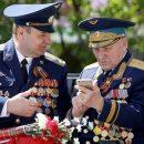 Ветеранам Великой Отечественной войны пообещали мобильники с пожизненной бесплатной связью