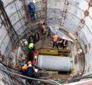 Уже заменили километр Шлихтеровского канализационного коллектора