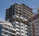 В Киеве за год уменьшили объемы строительства жилья