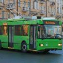 В Казани из-за снегопада встали троллейбусы