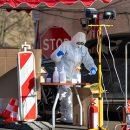 В Литве заявили о резком скачке числа заразившихся и умерших от коронавируса