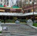 На Крещатике реконструируют известное кафе