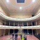 Показали новые фото реконструкции Киевского театра оперетты