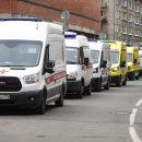 Минздрав Подмосковья поставит больше 200 новых машин скорой помощи