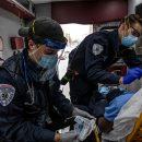 Смертность от коронавируса в Нью-Йорке снизилась