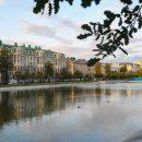 В Казани Черное озеро начали наполнять водой
