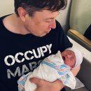 Странное имя новорожденного сына Илона Маска стало поводом для насмешек