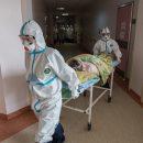 Главврач российской больницы уволен после вспышки коронавируса среди медиков