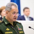 Шойгу поздравил россиян с Днем Победы