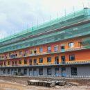 У новой инфекционной больницы в Казани уже возведены все четыре этажа