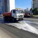 Во время жары в Киеве будут интенсивно мыть улицы