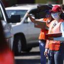 Неизвестный открыл стрельбу в американском распределительном центре
