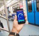 На каких станциях метро в Киеве появился 4G