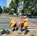 В Киеве отремонтировали половину дорог из запланированных