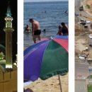 Главное за день в Татарстане: развратные танцы у мечети и причина переполненного пляжа в Лаишево