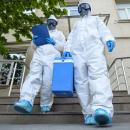 Опубликованы данные по заразившимся коронавирусом на утро 20 июля