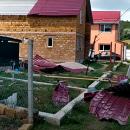 Последствия разрушительного шторма в Крыму показали на видео