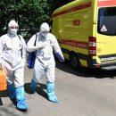 Число умерших россиян с коронавирусом превысило 10 тысяч