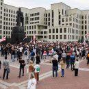 Белорусская оппозиция отказалась от «украинского сценария»