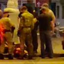 Опубликовано видео с места смерти участника акции протеста в Минске