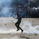 Протестующие в Бейруте ворвались в здания двух министерств