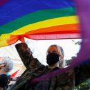 Националисты подрались с участниками ЛГБТ-фестиваля в Одессе