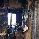 В Казани горела пятиэтажэка на Ибрагимова