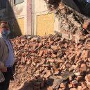Прокуратура проверит, почему в Казани рухнула стена здания - памятника архитектуры