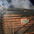 В Зеленодольском районе сгорела баня: двое мужчин погибли, а один молодой человек чудом спасся