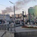 В Казани произошло возгорание на улице Пушкина