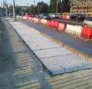Строители отчитались, что уже сделали на Воздухофлотском мосту (фото)