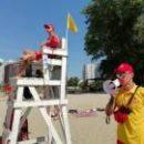 Киевлянам запретили купаться из-за завершения пляжного сезона
