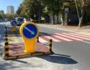 В Киеве установили новые островки безопасности на 5 улицах