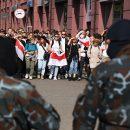 Белорусские коммунальщики пожаловались на протестующих