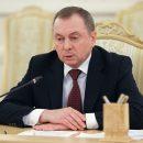 Глава МИД Белоруссии обвинил соседей в попытке ввергнуть страну в хаос