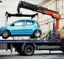 За 3 месяца в Киеве эвакуировали почти 18 тысяч авто