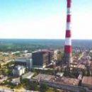 В Киеве отремонтировали самую высокую дымовую трубу Европы