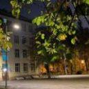 В Соломенском районе устанавливают LED-освещение возле школ и детсадов (адреса)